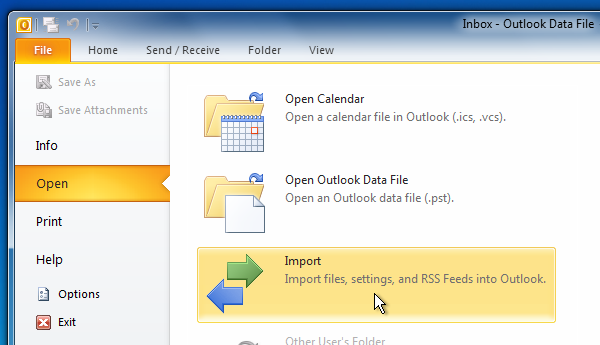 how to put outlook calendar on desktop